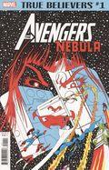 True Believers Avengers Nebula (2019) 1