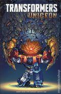 Transformers Unicron TPB (2019 IDW) 1-1ST