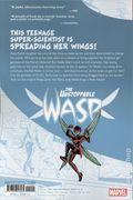 Unstoppable Wasp GIRL Power TPB (2019 Marvel) 1-1ST