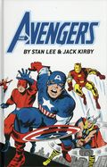Avengers by Stan Lee and Jack Kirby HC (2019 Marvel) Avengers Earth's Mightiest Box Set Edition 1-1ST
