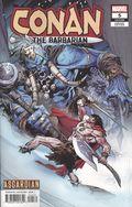 Conan the Barbarian (2018 Marvel) 5C