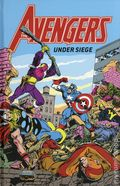 Avengers Under Siege HC (2019 Marvel) Avengers Earth's Mightiest Box Set Edition 1-1ST