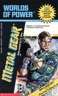Worlds of Power Metal Gear PB (1990 Novel) 1-1ST