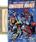 Titans Legion of Super-Heroes Universe Ablaze (2000) 1DF.SIGNED