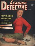 Leading Detective Cases (c.1940 Pulp) 1