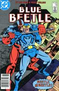 Blue Beetle (1986 DC 1st Series) Canadian Price Variant 18