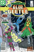 Blue Beetle (1986 DC 1st Series) Canadian Price Variant 21