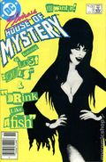 Elvira's House of Mystery (1986) Canadian Price Variant 9
