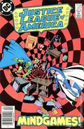 Justice League of America (1960 1st Series) Canadian Price Variant 257