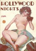 Hollywood Nights (1936 Best Publications) Vol. 1 #1