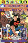 DC 100-Page Comic Giant Teen Titans (2018 DC) Walmart Edition 2