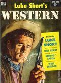 Luke Short's Western (1954 Dell) Pulp 1