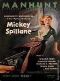 Manhunt (1953-1967 Eagle Publications) Vol. 1 #1