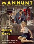 Manhunt (1953-1967 Eagle Publications) Vol. 1 #4