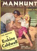 Manhunt (1953-1967 Eagle Publications) Vol. 1 #9