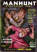 Manhunt (1953-1967 Eagle Publications) Vol. 2 #1