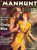 Manhunt (1953-1967 Eagle Publications) Vol. 2 #2