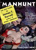 Manhunt (1953-1967 Eagle Publications) Pulp Vol. 2 #3