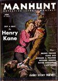 Manhunt (1953-1967 Eagle Publications) Vol. 2 #4