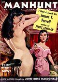Manhunt (1953-1967 Eagle Publications) Vol. 2 #5