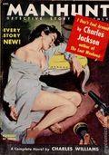 Manhunt (1953-1967 Eagle Publications) Vol. 2 #6