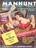 Manhunt (1953-1967 Eagle Publications) Vol. 2 #9