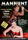 Manhunt (1953-1967 Eagle Publications) Pulp Vol. 2 #10