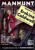 Manhunt (1953-1967 Eagle Publications) Vol. 3 #3