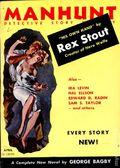 Manhunt (1953-1967 Eagle Publications) Pulp Vol. 3 #4