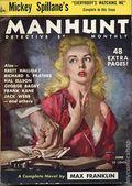 Manhunt (1953-1967 Eagle Publications) Vol. 3 #6