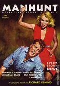 Manhunt (1953-1967 Eagle Publications) Vol. 3 #7