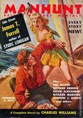 Manhunt (1953-1967 Eagle Publications) Vol. 3 #9