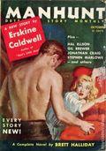 Manhunt (1953-1967 Eagle Publications) Vol. 3 #10