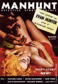 Manhunt (1953-1967 Eagle Publications) Vol. 3 #12