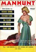 Manhunt (1953-1967 Eagle Publications) Vol. 4 #2