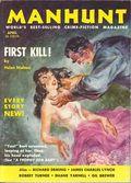 Manhunt (1953-1967 Eagle Publications) Vol. 4 #4