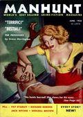 Manhunt (1953-1967 Eagle Publications) Vol. 4 #6