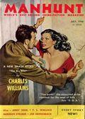 Manhunt (1953-1967 Eagle Publications) Vol. 4 #7