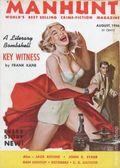 Manhunt (1953-1967 Eagle Publications) Vol. 4 #8