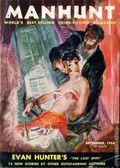 Manhunt (1953-1967 Eagle Publications) Vol. 4 #9