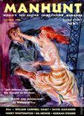 Manhunt (1953-1967 Eagle Publications) Vol. 4 #10