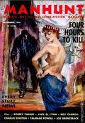 Manhunt (1953-1967 Eagle Publications) Vol. 4 #11
