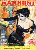 Manhunt (1953-1967 Eagle Publications) Vol. 4 #12