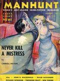 Manhunt (1953-1967 Eagle Publications) Vol. 5 #1