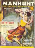 Manhunt (1953-1967 Eagle Publications) Vol. 5 #2