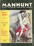 Manhunt (1953-1967 Eagle Publications) Vol. 5 #3