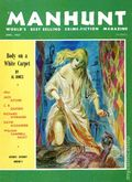 Manhunt (1953-1967 Eagle Publications) Pulp Vol. 5 #4