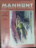 Manhunt (1953-1967 Eagle Publications) Vol. 5 #5