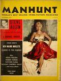 Manhunt (1953-1967 Eagle Publications) Pulp Vol. 5 #10