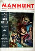 Manhunt (1953-1967 Eagle Publications) Vol. 5 #11